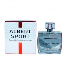 Парфюмерная вода Natural Instinct муж Albert Sport (5501)