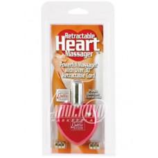 Вибратор в форме сердца Heart (1151-11)