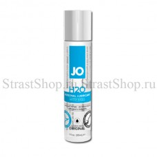 Возбуждающий любрикант на водной основе JO Personal Lubricant H2O Warming 30ml