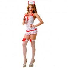 Костюм Медсестры кружевной (L/XL) (02893L/XL)