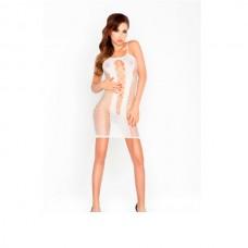 Платье бэби долл BS027 белый (BS027-2)