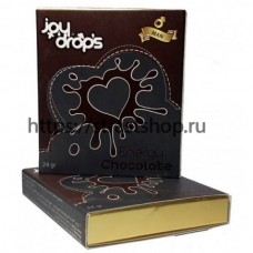 Шоколад возбуждающий Joydrops для женщин, 24гр