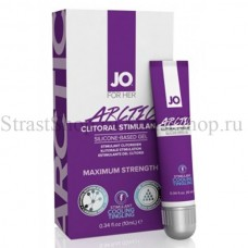 Гель для клитора на силиконовой основе с охлаждающим эффектом JO Arctic (10мл)
