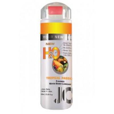 Смазка интимная съедобная с тропическим вкусом JO H2O 120 мл