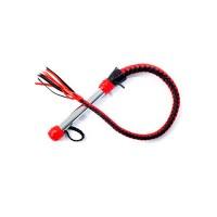 Плеть Sittabella однохвостная красно-черная (4013-12)