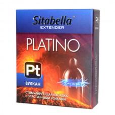 Презервативы Sitabella Extender Platino Вулкан (SIT1419)