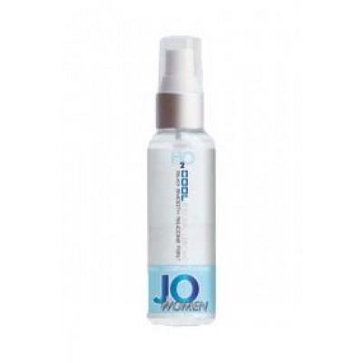Охлаждающий любрикант на водной основе для женщин JO 60 мл