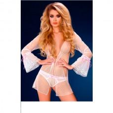 Пеньюар белый Daralis (LivCo Corsetti Fashion) (L/XL)